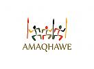 Afrika Logo, Safari Logo, Tourismus Logo
