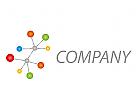 Viele Kreise, Netzwerk Logo