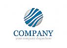 Bank Logo, Finanzen Logo, Rund Logo