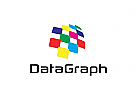Daten Logo, Technologie Logo, Internet Logo