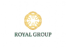 Gold Logo, Geld Logo, Gruppe Logo, Roayal Logo, Krone Logo