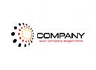 Labor Logo, Industrie Logo, Technologie Logo