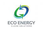 Recycling Logo, Umwelt Logo, Pfeil Logo