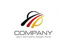 Investitionen Logo, Finanzen Logo, Versicherungen Logo