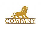 Hoheitsvoll Logo, Löwe Logo, König Logo