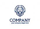 Löwe Logo, König Logo, Bayerisch Logo