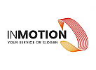 Abstract Motion Logo