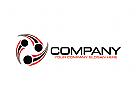 Menschen Logo, Gruppen Logo, Sport Logo