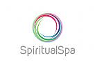 Psychologie Logo, Geistig Logo, Massage Logo