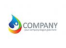 Umwelt Logo, Energie Logo, Recycling Logo