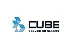 Cubes C Logo