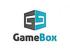 Würfel Logo, Blau Logo, Box Logo, Beratung Logo