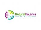 Menschen Logo, Gruppe Logo, Natur Logo