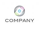 Logo, Kugel, Abstrakt, Arztpraxis