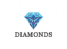 Diamant, Schmuck Logo