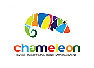 Chamäleon Logo