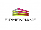 Logo, Haus, Objekt, Architekt, Immobilien