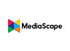 Medien Logo, Spiele Logo