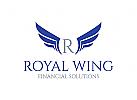 Flügel Logo, Finanzen Logo