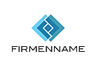 Logo, Abstrakt, Quadrate, Eckig, Paragraph, Rechtsanwalt