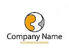 Logo Initial B, B