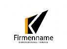 Logo Initial K