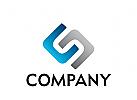 Logo abstrakt S