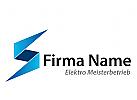 Logo Elektriker mit dem Initial S