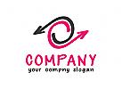 Pfeil Logo, Sozial Logo