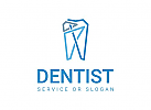 Abstrect Tooth Logo