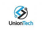 Technologie Logo, Industrie Logo