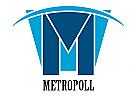 M-Bauwerk Logo