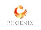 Phoenix Logo, Vogel Logo