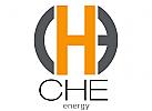 S H E Logo