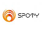 Spot Logo, Audiosignal, Radio