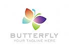Schmetterling Logo