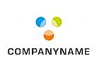 Logo, Kugeln, Synergy, Transparenz, Kreis, Rund, Abstrakt