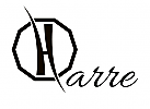H Logo, Harre, Frisör