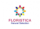 Blume Logo, Schmuck Logo