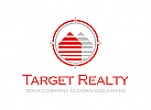 Makler Logo, Immobilien Logo, Haus Logo