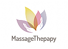 Wellness Logo, Massage Logo, Baum Logo