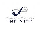 Unendlichkeit Logo, Beratung Logo