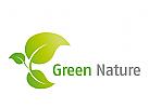 Logo Blätter