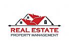 Ö, Makler Logo, Immobilien Logo, Haus Logo