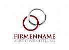Arbeitsvermittlung Logo, Beratung Logo