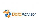 Daten Logo, Web Logo
