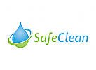 Wasser Logo, Natur Logo, Tropfen Logo