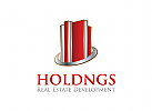 Immobilien Logo, Halten Logo, Bau Logo