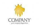 Löwe Logo, Krone Logo