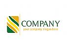 Finanzen Logo, Geldbörse Logo
